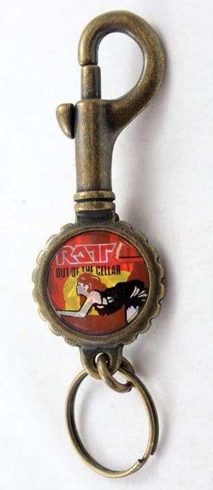 Ratt - 'Out of the Cellar' Bottle Opener Key Fob