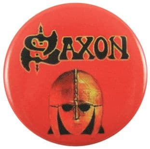 Saxon - 'Killing Ground' Button Badge