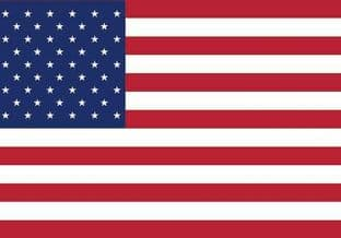 Stars and Stripes - Poster Flag