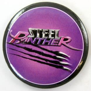 Steel Panther - 'Logo' 56mm Badge