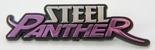 Steel Panther - 'Logo' Plastic Badge
