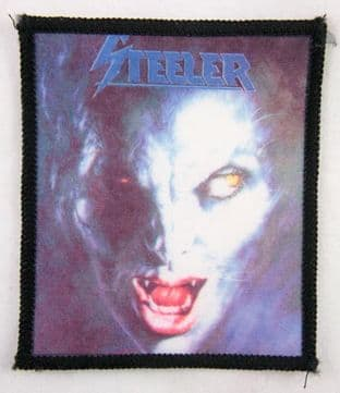Steeler - 'Face' Printed Patch
