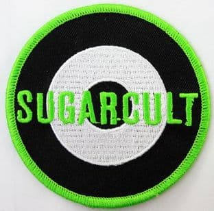 Sugarcult - 'Name' Embroidered Patch