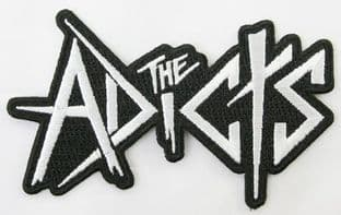 The Adicts - 'Logo' Embroidered Patch