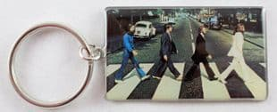 The Beatles - 'Abbey Road' Keyring