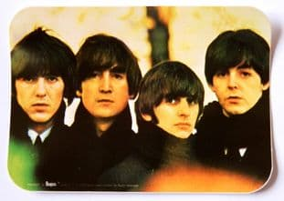 The Beatles - 'Beatles For Sale' Sticker