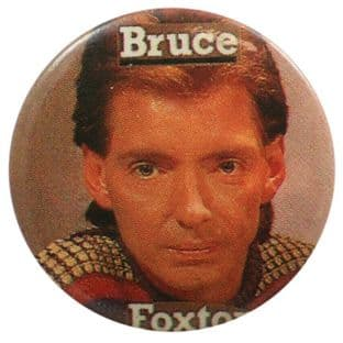 The Jam - 'Bruce Foxton' Button Badge