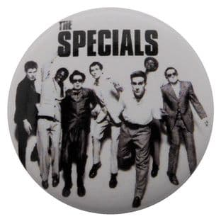 The Specials - 'Band' Button Badge