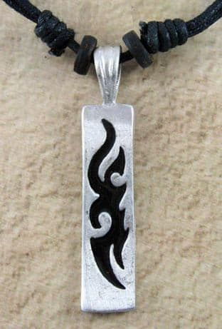 Tribal Wear 'Eagle Bar' Pendant
