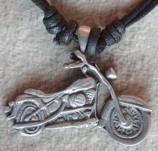 Tribal Wear 'Motorbike' Pendant