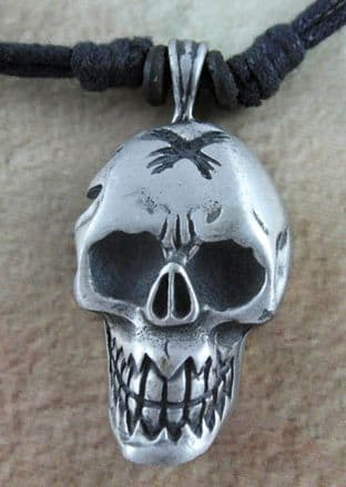 Tribal Wear 'Skull' Pendant