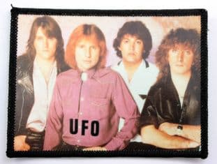 UFO - 'Group' Photo Patch