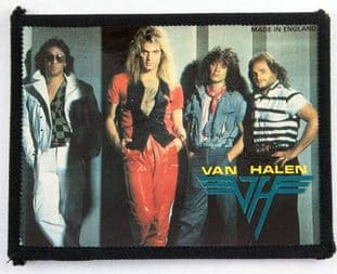 Van Halen - 'Group Standing' Photo Patch