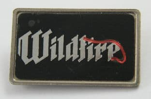 Wildfire - 'Logo' Lapel Badge