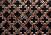 Club 15mm Antique Copper Grille Powder Coated Steel Sheet 2000mm x 1000mm x 1mm