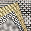 Brass Mesh and Stainless Steel Woven Wire Mesh Cut to Size