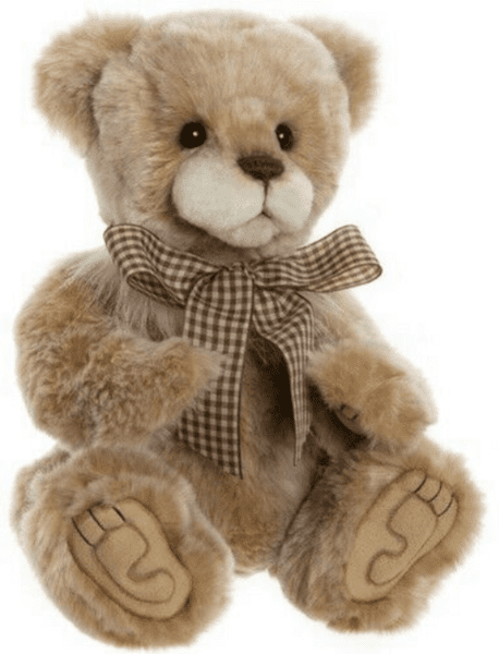 Goody Two Shoes, 22 cm sitting Bearhouse bear by Charlie Bears