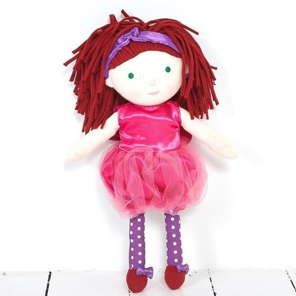 Rag Dolls and Accessories.