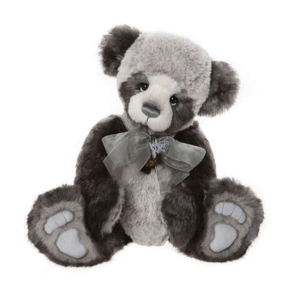 Roger, plumo collection limited edition Charlie Bear.