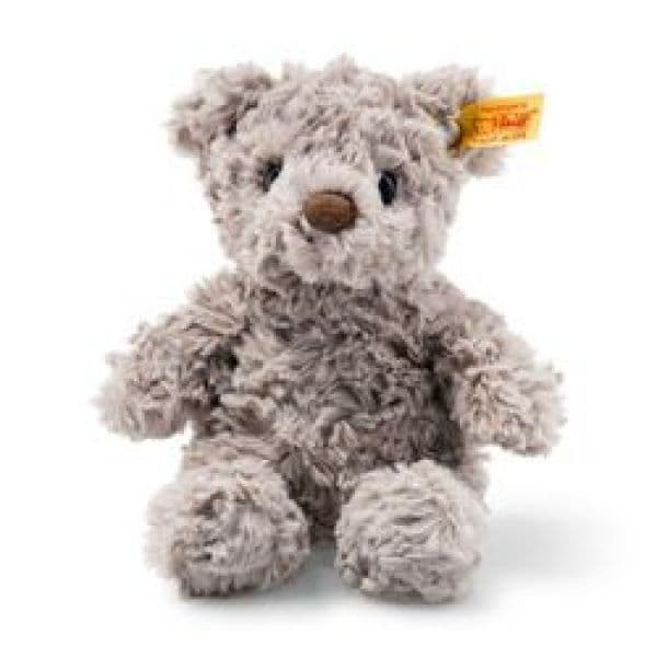 Soft and cuddly  Honey Bear. 18 cm. Steiff 113413
