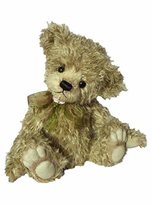Teddy Kenzie, ltd edition bear by Clemens.