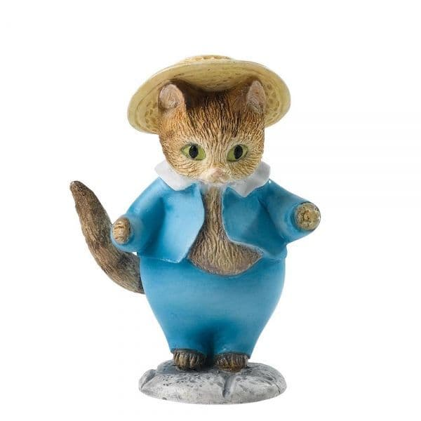 Tom Kitten Figurine. Beatrix Potter.  A28298