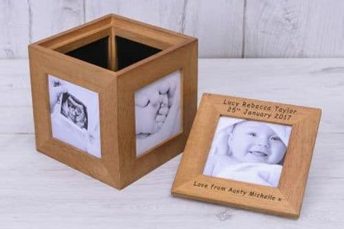 Any Message Photo Box