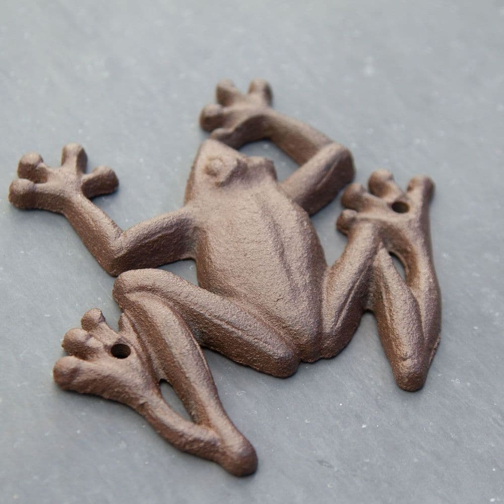 Cast Iron Frogs