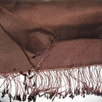 Brown Watersilk Pashmina KK29; KK26 -