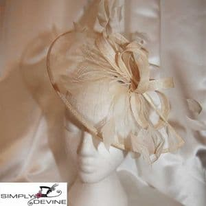 Champagne Wedding or Race Day Hatinator SN1195