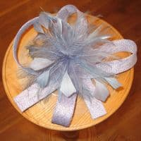 Lovely Lilac Fascinator (W37)