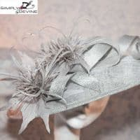Silver Grey Couture Hatinator NR355
