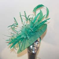 Statement Mother of the Bride Sea Green Hatinator 16477 /SD489/699