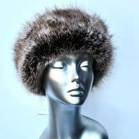 Truffle Faux Fur Huff - Ski Headband MM45/46/52