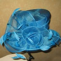 Turquoise Special Hat (SN610)