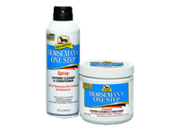 Absorbine Horseman's One Step Cream Leather Cleaner & Conditioner