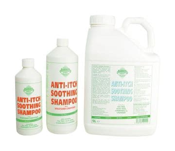 Barrier Anti Itch Soothing Horse Shampoo
