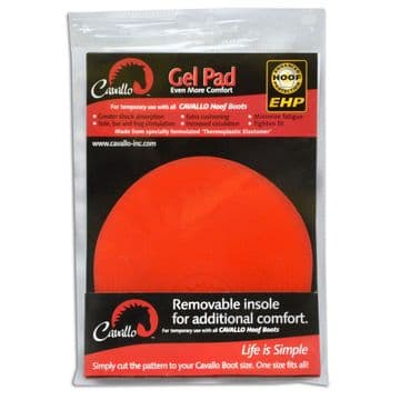 Cavallo Gel Pad for Hoof Boots