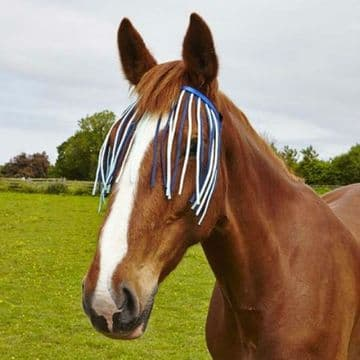 Elico Elasticated Fly Fringe - No Headcollar REQD