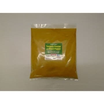 Equimins Straight Herbs -  Turmeric Powder with Black Pepper
