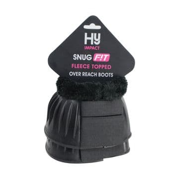 HyIMPACT Snug Fit Fleece Topped Over Reach Boots