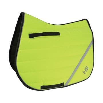 HyVIZ Reflector Comfort Saddle Pad