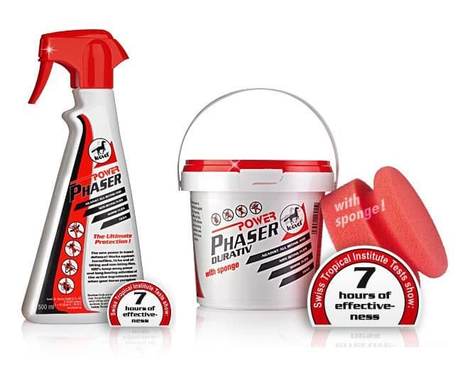 Leovet Power Phaser Insect Repellent Spray or Solid