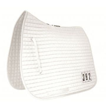 Mark Todd Competition Dressage Saddle Pad with Numbers