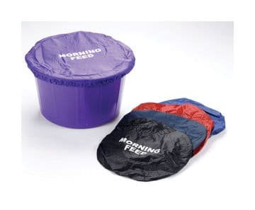 Mealtime Feed Bowl Bucket Cover - Morning and Evening