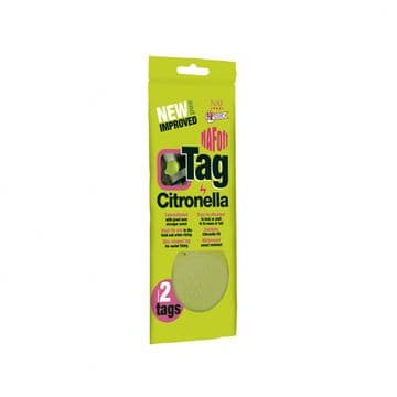 NAF Off Citronella Tag x 2