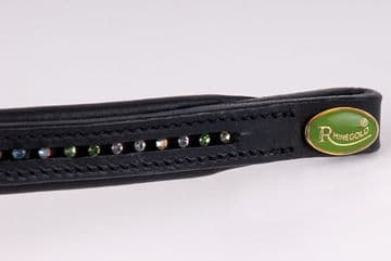 Rhinegold Multi Colour Diamante Browband