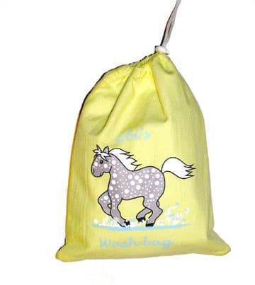 Sugarcube Ponies Children's Washbag - Obi **REDUCED**