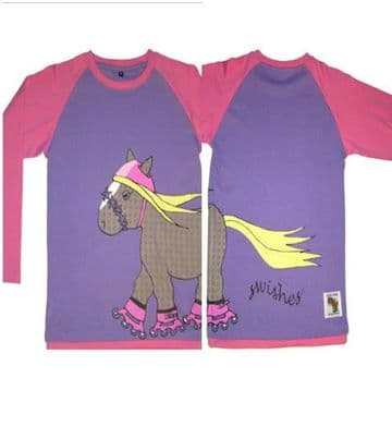 Sugarcube Ponies Childrens T Shirts - Wishes