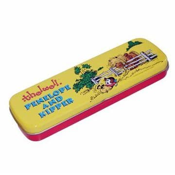 Thelwell Penelope and Kipper Pencil Tin